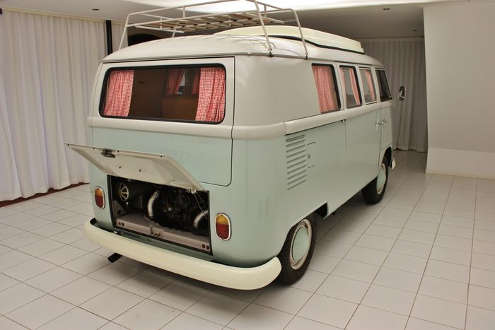 volkswagen t1 camping car porte coulissante 1964. Black Bedroom Furniture Sets. Home Design Ideas