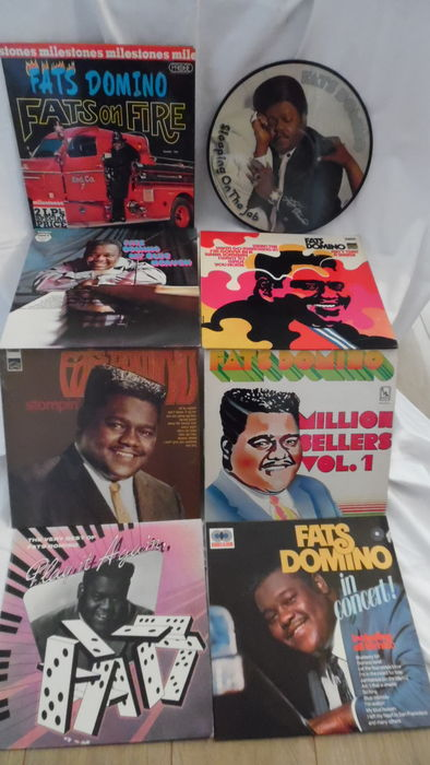 Fats Domino Getaway With Fats Domino