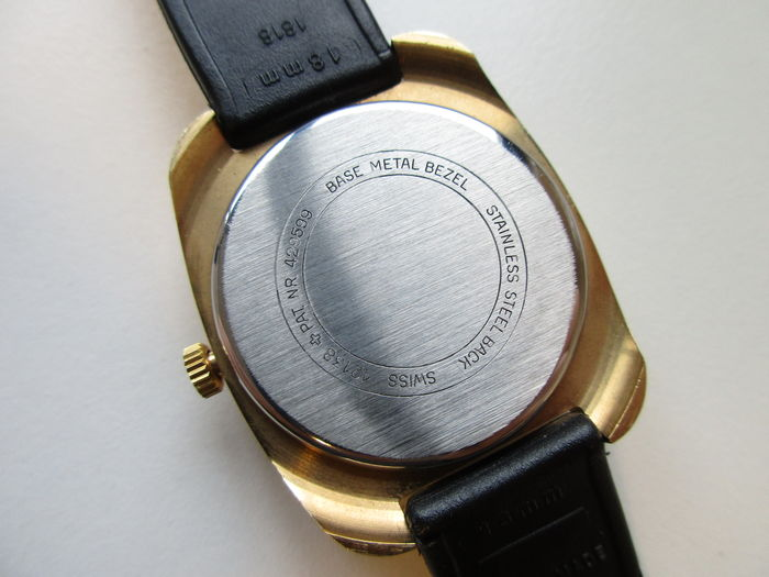 erotic mens wristwatch