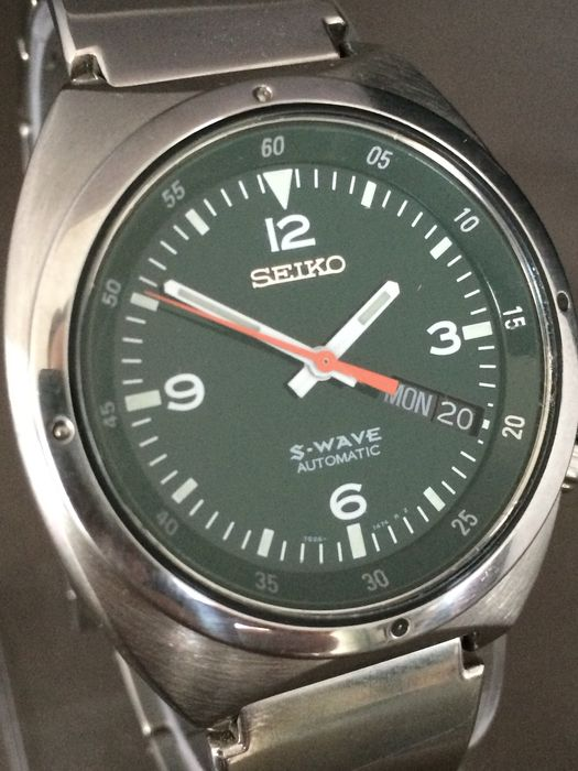 Seiko Production Date Calculator