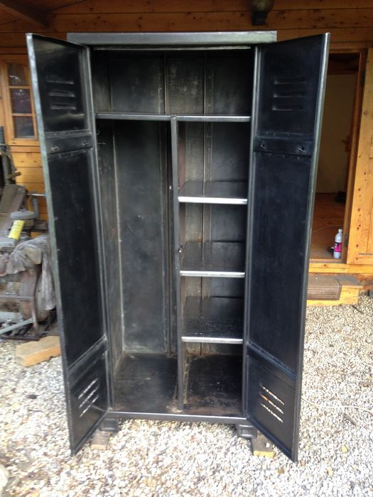 roneo armoire m tallique industrielle catawiki