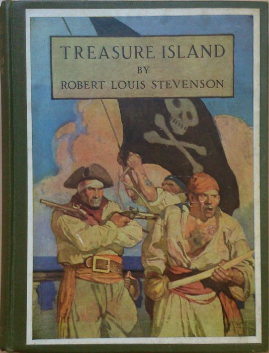 a review of treasure island by robert louis stevenson Written by robert louis stevenson, marty ross - adaptation, audiobook narrated by philip glenister, daniel mays, catherine tate, owen teale  treasure island is a.