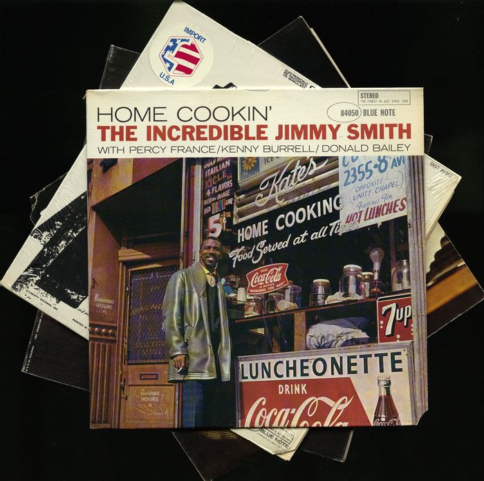 The Incredible Jimmy Smith Peter The Wolf