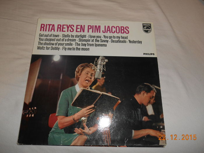 Rita Reys and The Dutch Swing College Band - Jazz Sir That's Our Baby