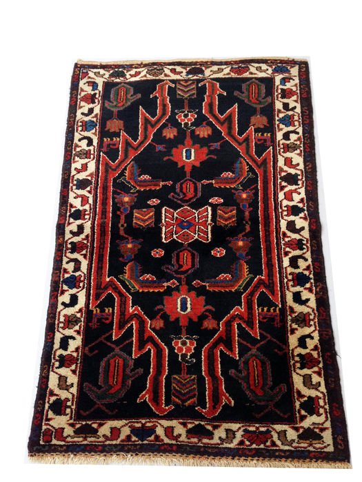 tapis d 39 orient fait main kazak 116x73 cm catawiki. Black Bedroom Furniture Sets. Home Design Ideas