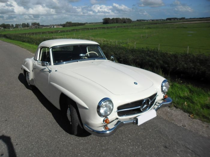 Mercedes benz 190 sl 1956 catawiki for 1956 mercedes benz 190sl
