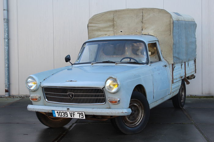peugeot 404 pick up 1969 catawiki. Black Bedroom Furniture Sets. Home Design Ideas