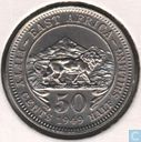 Coins - East Africa - East Africa 50 cents 1949