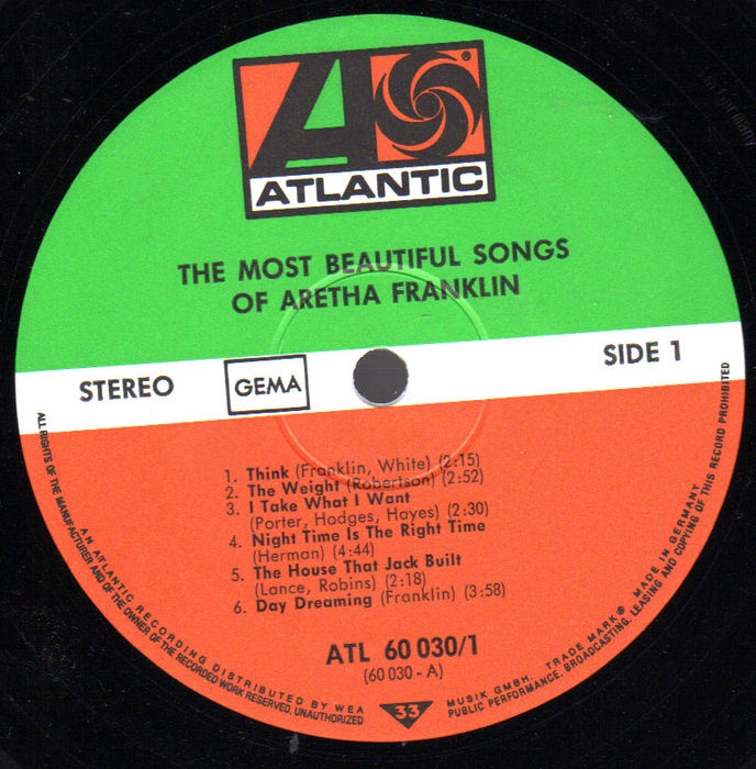 aretha franklin songs - photo #5