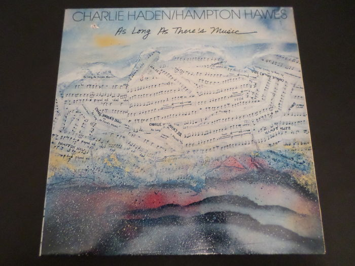 Charlie Haden Hampton Hawes As Long As Theres Music