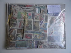 Eastern European countries - Batch of 4000 different stamps
