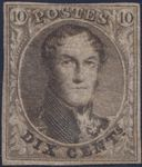 Check out our Belgium 1849/1850 - King Leopold I - OBP 3 with certificate