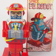 Check out our Tin Toy auction