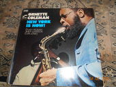 Check out our Ornette Coleman, 'New York is Now!', LP Blue Note, USA , bst 84287, stereo