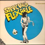 "Check out our Steve Vai ""Flexable"" 1984 original US first pressing + insert PRIVATE release"