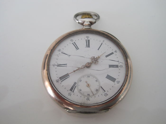 lot of 4 pocket watches including longines 0 800 other