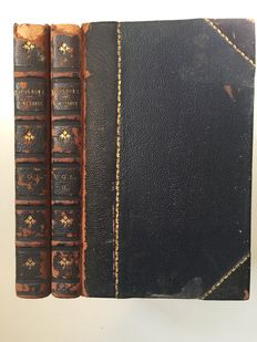 Biographie; A. Vieusseux - Napoleon: His sayings and his deeds - 2 tomes - 1846