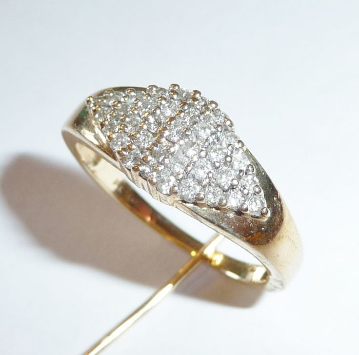 gold ring 585 images