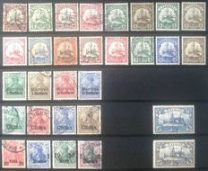 Germany - Batch with a.o. German States and German Reich