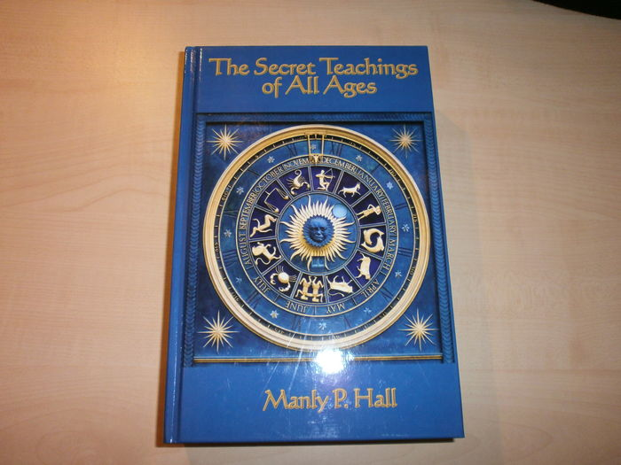 manly p hall pdf the secret teachings of all ages