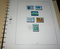 United Nations Vienna 1979/1995 - Complete collection in Safe album