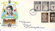 Channel islands and British Colonies 1959/1988 - Collection of over 265 postal items and covers