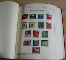 FRG 1955/1978 - Almost complete collection in album