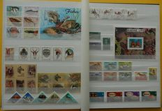 Wildlife - World collection in stock book