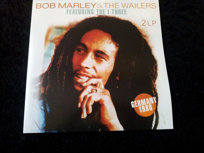Bob Marley a Limited Framed Poster and Double Album a not Official ...