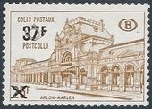 Check out our Belgium 1970 - Station Aarlen on white paper - OBP TR404