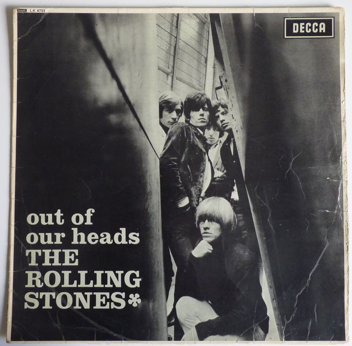 rolling stones out of our heads 1965 uk lk 4733 mono pressing catawiki