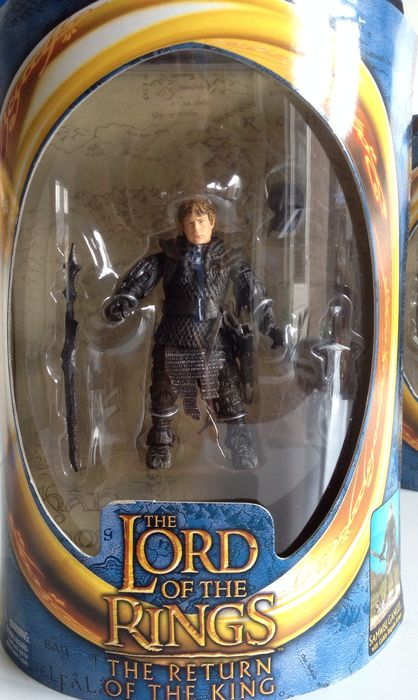 Citaten Uit Lord Of The Rings : Lord of the rings toybiz set van uit return