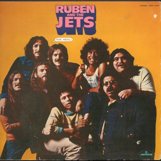Ruben And The Jets Frank Zappa Quot For Real Quot 1973 Original
