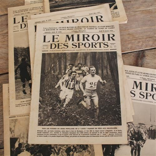le miroir des sports 11 songs 1923 catawiki