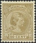 Check out our The Netherlands 1891 - Princess Wilhelmina 'hair hanging down' - NVPH 43