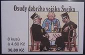 Check out our Czech Republic 1993/2001 - Collection of stamp booklets in Importa album with box