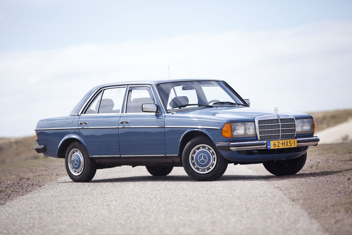 Mercedes benz w123 240d 1983 catawiki for Mercedes benz 240 d