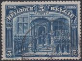 Check out our Belgium 1849/1969 - Collection in two DAVO crystal albums