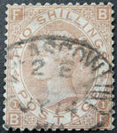 Check out our Great Britain 1880 - 2 Shilling brown - S.G. 121