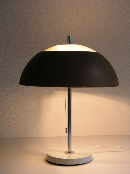 hoffmeister leuchten table lamp in bauhaus style catawiki. Black Bedroom Furniture Sets. Home Design Ideas