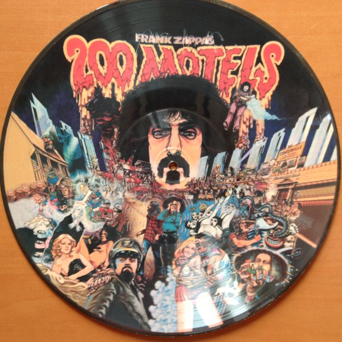 Frank Zappa - 200 Motels The Suites (What Will This Evening Bring Me This Morning)