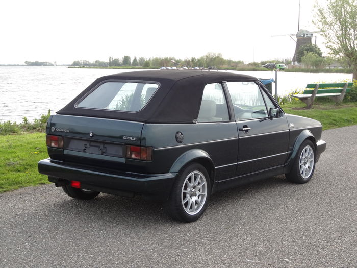volkswagen golf convertible classic line version 1985 catawiki. Black Bedroom Furniture Sets. Home Design Ideas