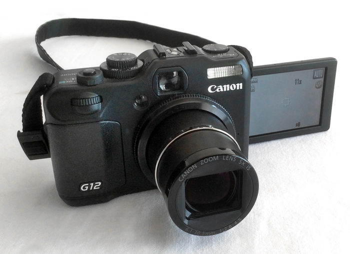 canon powershot g12 digital camera catawiki. Black Bedroom Furniture Sets. Home Design Ideas