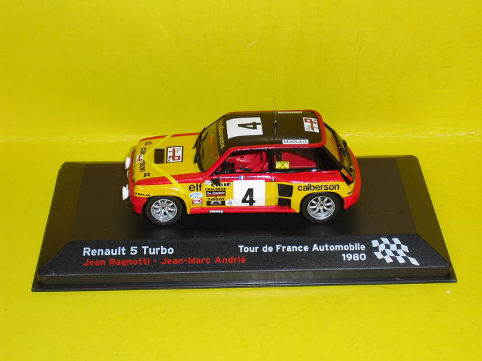 Vitesse hachette scale 1 43 lot 3 rally renault models catawiki - Bed met schaal ...