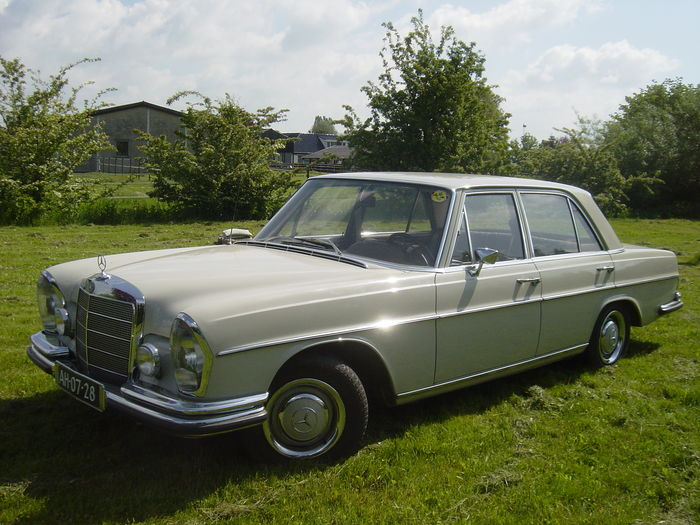 Mercedes benz 250 se 1968 catawiki for Mercedes benz 250 se