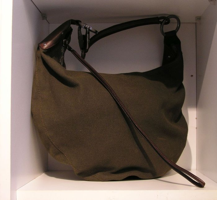 Schoudertas Gucci : Gucci hand bag authentic catawiki