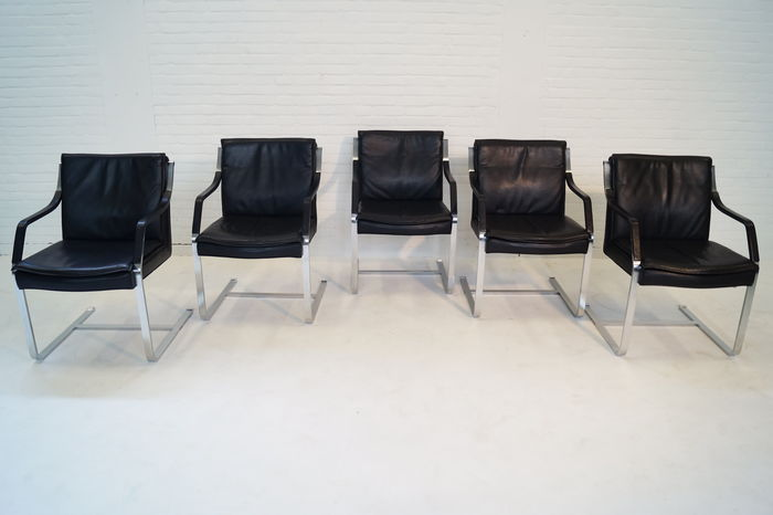 walter knoll 5 st hle serie art collection catawiki. Black Bedroom Furniture Sets. Home Design Ideas