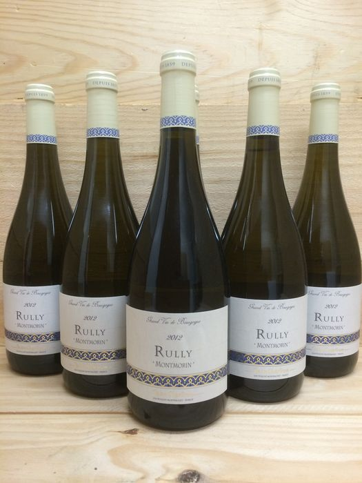 2012 rully 39 montmorin 39 domaine jean chartron 6 bottles - Passion cuisine rully ...