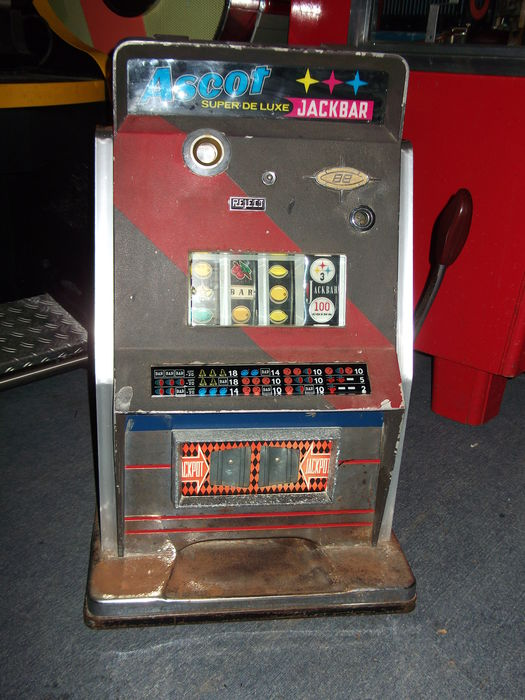 slot machine ascot super de luxe