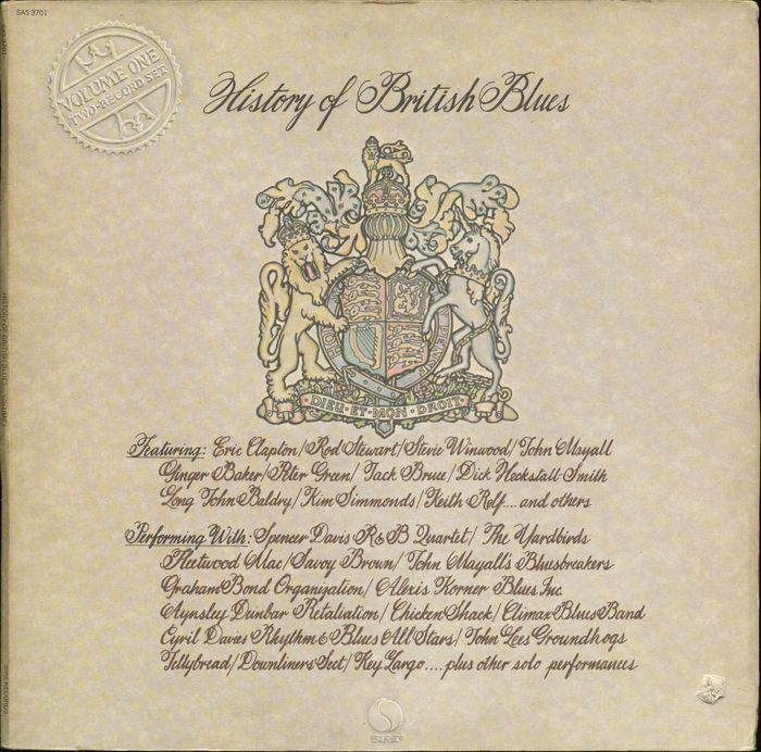 Various - British Blues Archives Series Vol. Two